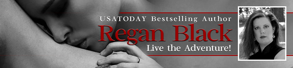 Author Regan Black|Romantic Suspense| Paranormal Romance