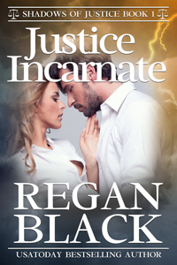 Justice Incarnate cover Book 1 Shadows of Justice series