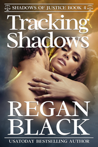 Tracking Shadows cover Book 4 Shadows of Justice series