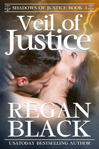 Veil of Justice cover Book 31 Shadows of Justice series