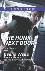 Hunk Next Door book cover